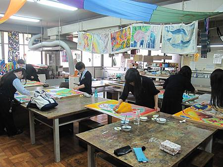 201405參訪大阪港南造型高校 赴日教育旅行_11.JPG