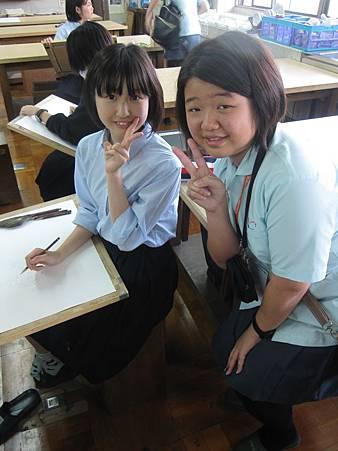 201405參訪大阪港南造型高校 赴日教育旅行_26.JPG
