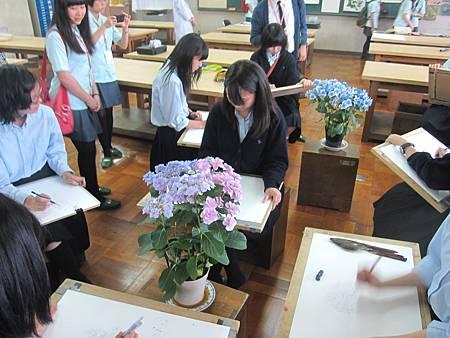 201405參訪大阪港南造型高校 赴日教育旅行_27.JPG