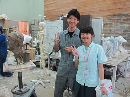 201405參訪大阪港南造型高校 赴日教育旅行_32.JPG