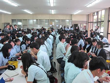 201405參訪大阪港南造型高校 赴日教育旅行_37.JPG