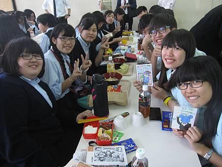 201405參訪大阪港南造型高校 赴日教育旅行_39.JPG