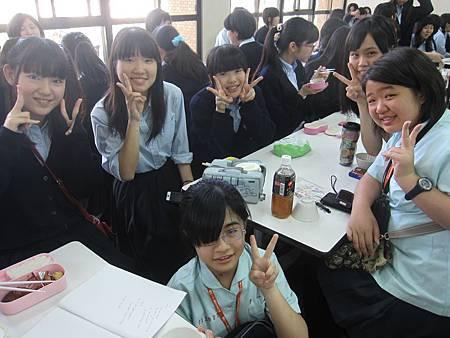 201405參訪大阪港南造型高校 赴日教育旅行_40.JPG