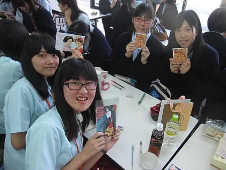 201405參訪大阪港南造型高校 赴日教育旅行_43.JPG