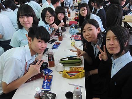 201405參訪大阪港南造型高校 赴日教育旅行_44.JPG