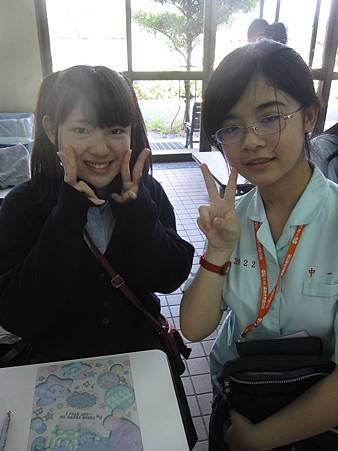 201405參訪大阪港南造型高校 赴日教育旅行_46.JPG