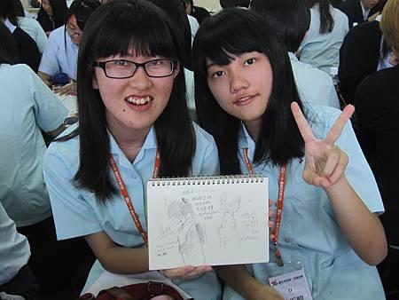 201405參訪大阪港南造型高校 赴日教育旅行_48.JPG