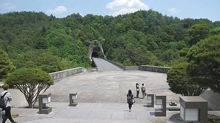 201405日本關西-miho museum 美秀美術館-貝聿銘-光線魔術師_11.JPG