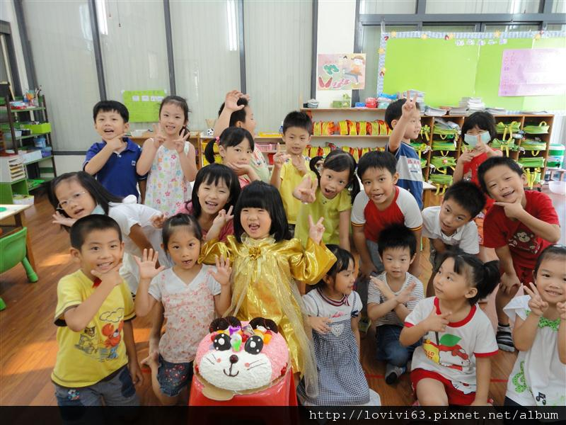 妮妮五歲生日會