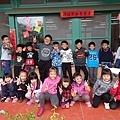 1.27金雞報喜,一年愛班的小寶貝們祝大家新年快樂,雞祥如意~.jpg