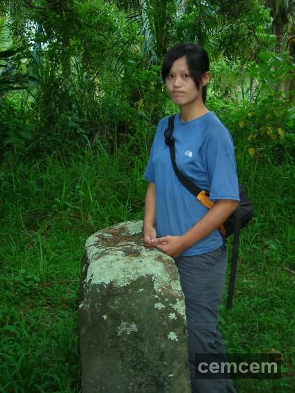 都蘭史前石碑