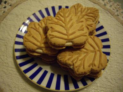 超甜的楓糖餅乾