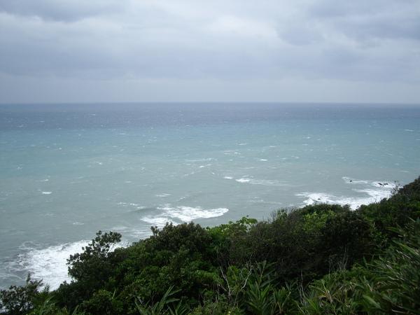 海有四種顏色.JPG