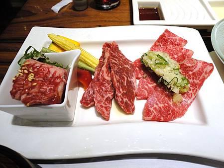 今日選肉三款