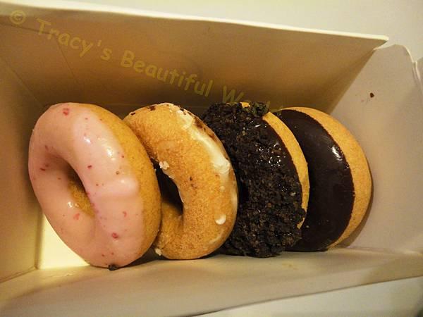 小巧的Mr. Donuts