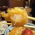 丸龜製麵 ~ 炸蝦 2