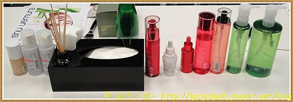 植物精萃潔顏油~試用陳列2