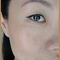 眼線&遮瑕完妝