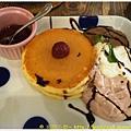杏桃鬆餅屋 巧克力覆盆子鬆餅 1.JPG