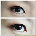 奇幻繽紛慕絲眼彩筆 畫下眼線眼頭三分之一.jpg