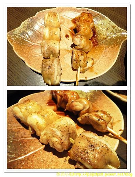 雞腿串 鹽味與醬燒 3.JPG