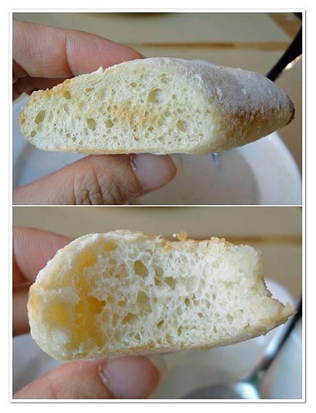 湯品附的法國Brido麵包.jpg