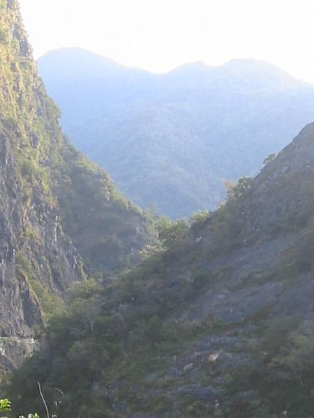 美麗的太魯閣峽谷
