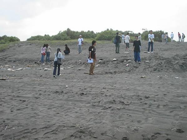 利澤簡沙丘