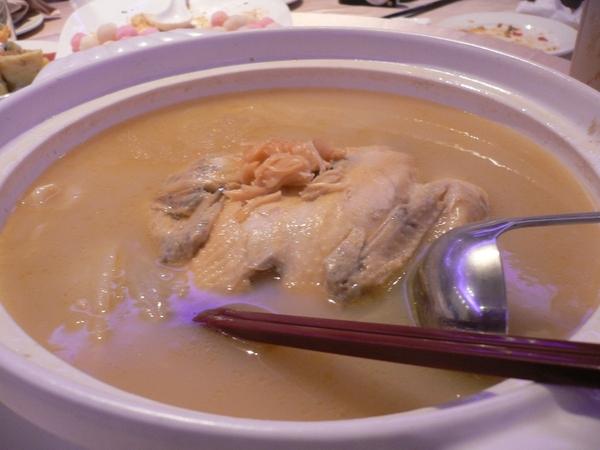 砂鍋芽白雞
