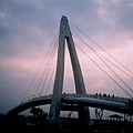 漁人碼頭情人橋