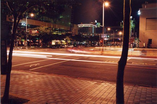 速度感的台北