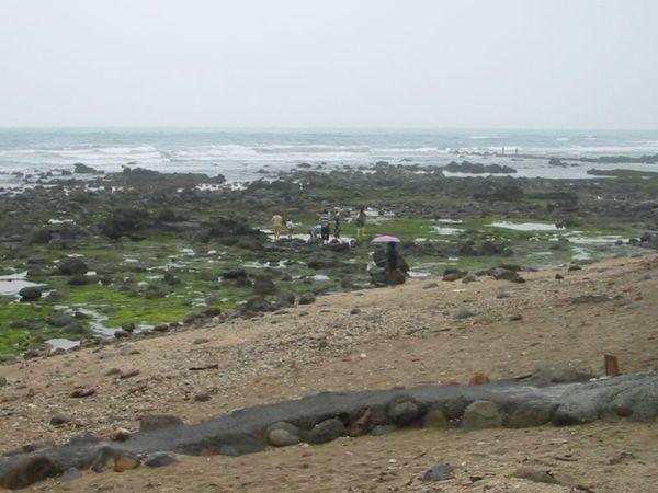 石門洞海邊