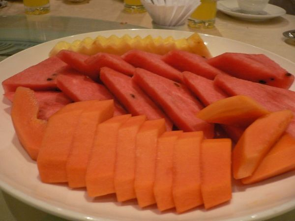 季節鮮果盤
