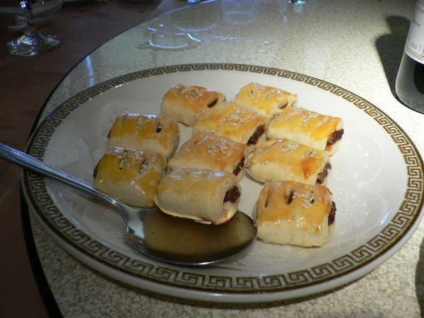 蜜汁叉燒酥