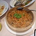 櫻花蝦糯米糕