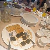 中式雙美點+芋香西米露