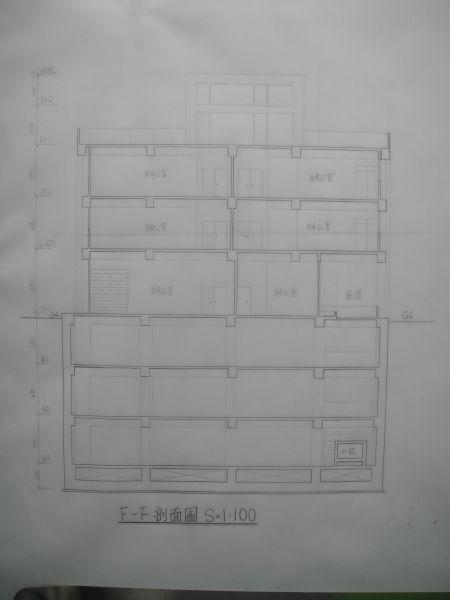F-F剖面圖