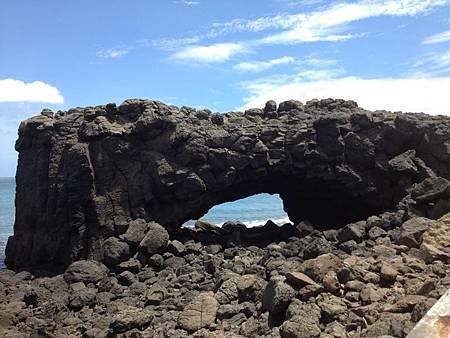 小門鯨魚洞
