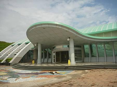 望安海龜館