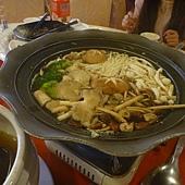 菇菇排骨鍋