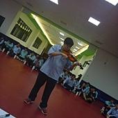 高二小提琴表演