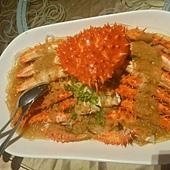 水晶帝王蟹
