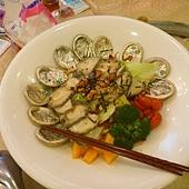 日式活鮑魚