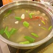 魚首蒜蛤湯