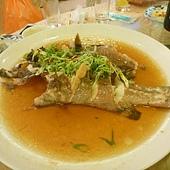 鮮露蒸海魚
