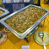 東港櫻花蝦炒飯