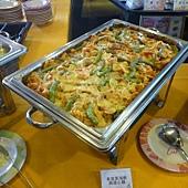 拿坡里海鮮焗通心麵