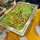 刈菜燴柳松菇