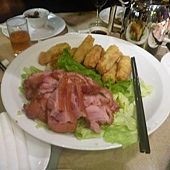 德國豬腳海鮮捲