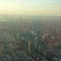 台北101上看黃昏